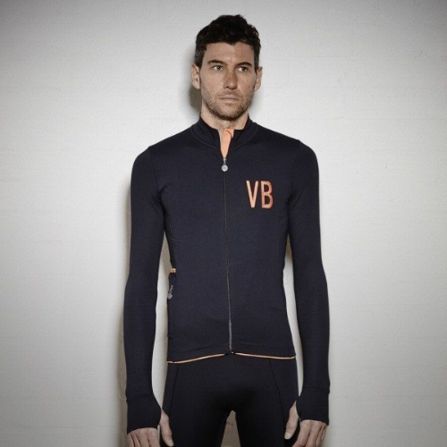 Velobici Mens Guilder Thermal Jersey A/W/S